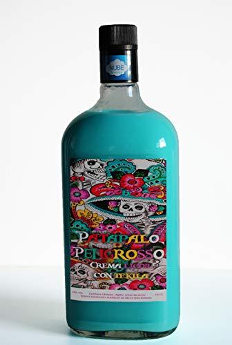 Patapalo Peligrosso Cremas con Tequila Nube - Botella 1 L