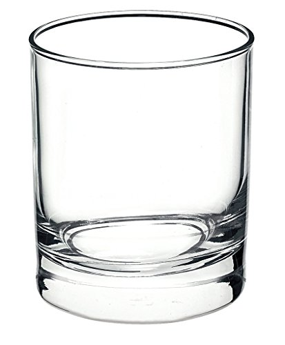 Rocco Bormioli Bormioli Rocco 5160119 Cortina Confezione 3 Bicchieri in Vetro per Vino, 19 cl, 3 unità