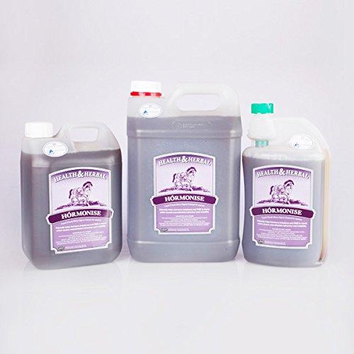 Gezondheid & Kruidenhormonijs voor paard, 2,5 liter