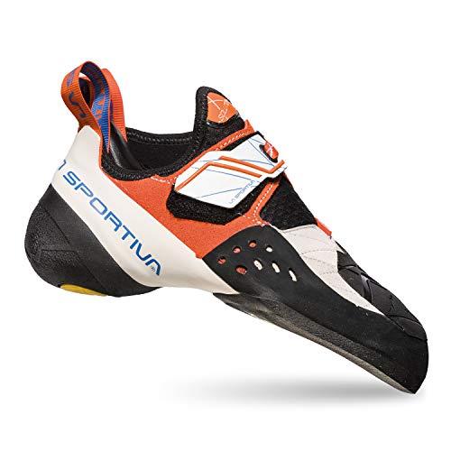 La Sportiva Solution Woman, Zapatos de Escalada para Mujer,