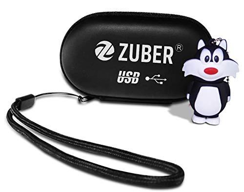 ZUBER - Memoria® 32 GB, diseño de dibujos animados Lovely Sylvester Flash USB de 8 GB Pen Drive Memory Stick gran regalo - vendedor de Reino Unido Envío en 24 horas.