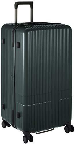 [イノベーター] スーツケース 大型 スリム 多機能モデル INV90 保証付 92L 79 cm 4.8kg オリーブドラブ