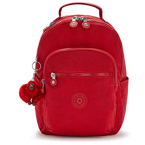 Kipling Backpacks Seoul S Cherry Tonal