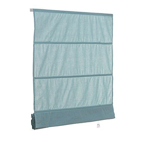 Ventanara – Estor plisado, enrollable, luz diurna, incluye soportes de fijación