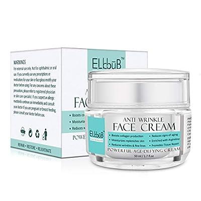 Powerful AgeDefying Face Cream - Advanced Anti Aging Face Cream, Anti Wrinkle Cream with Hexapeptide, Retinol, Ascorbic acid Anti Wrinkle, Reduce Signs of Aging