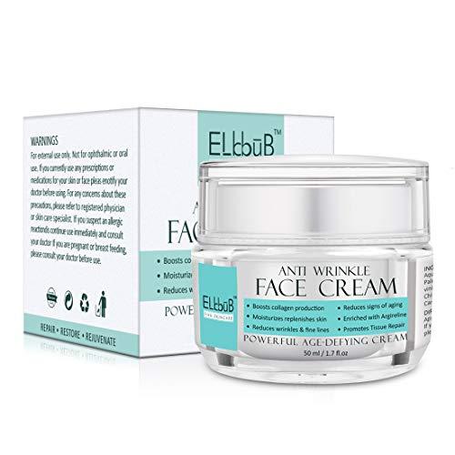 Crema Antiarrugas Facial, Crema Correctoras y Anti-