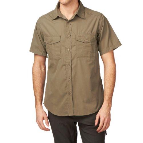 Craghoppers Kiwi Kurzarm-Hemd S beige