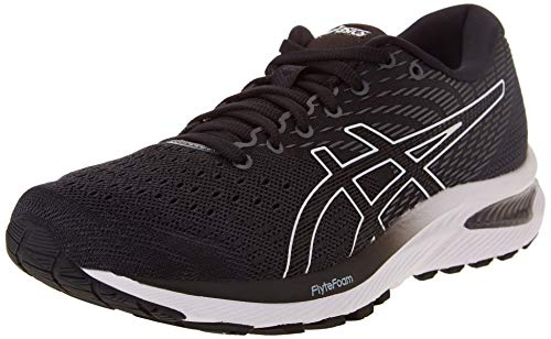 ASICS Herren Gel-cumulus 22 Laufschuh, Carrier Grey Black, 42 EU