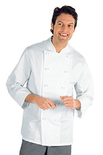 Veste Chef Cuisinier Enrica Blanc