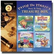 Patch the Pirate: Treasure Box 2 (VOLUME 2)