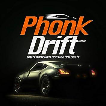 Drift Phonk Bass Boosted Drill Beats