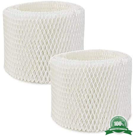 AQUA GREEN WF2 Filter Compatible with Honeywell & Kaz Vicks WF2,V3600,V3700,V3800 Humidifier Filter(2 Pack)