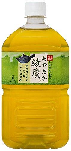 コカコーラ 綾鷹 お茶 ペットボトル 1L×12本