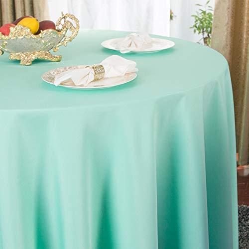 PhantasyIsland.com Manteles De Mesa Estilo Simple Manteles Mesa Rectangular con Borla Diseñada Decoración de Mesa de 240cm