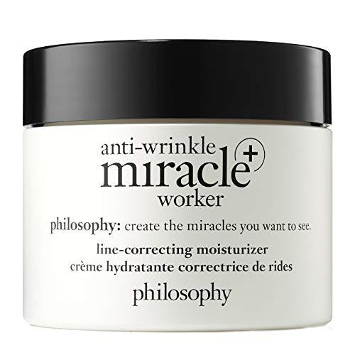 philosophy anti-wrinkle miracle worker day cream 60ml   moisturiser with retinol
