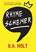 Rhyme Schemer: (Poetic Novel, Middle Grade Novel in Verse, Anti-Bullying Book for Reluctant Readers)