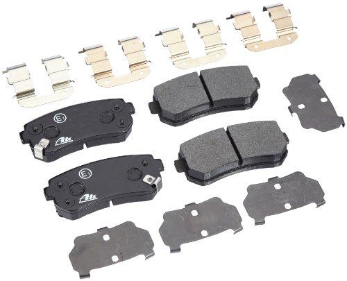 Preisvergleich Produktbild ATE 13.0460-5780.2 Bremsbelagsatz,  Scheibenbremse