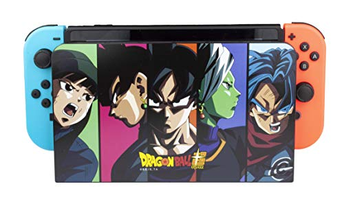 "Nintendo Switch - Dock Cover ""Dragon Ball Super"" per Switch - Accessori Nswitch"