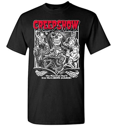 Pink Rain Creepshow Shirts T-Shirt Customized