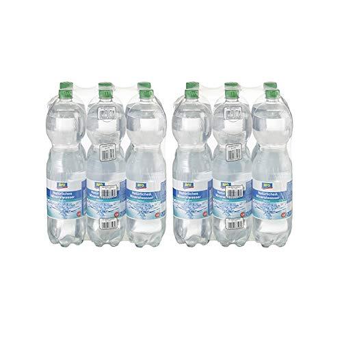 Natürliches Mineralwasser Medium (12 x 1,5L Flaschen)