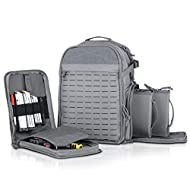 Savior Equipment Mobile Arsenal SEMA 27L Tactical Range Bag Backpack Pistol Case