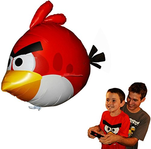Angry Birds Flying Remote Control Balloon Toy