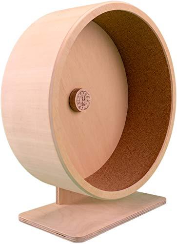 Ø 33 cm Getzoo Premium Korklaufrad (Ø 31,4 cm Innen, Höhe 35-49cm)