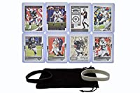 Las Vegas Raiders Cards: Derek Carr, Josh Jacobs, Hunter Renfrow, Devontae Booker, Darren Waller, Allen, Brown, Witten, Bo Jackson ASSORTED Football Stars & Legends Trading Card & Wristbands Bundle