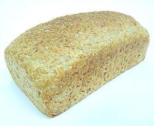 デニッシュハウス ライ麦パン(無油)1斤 ×2セット ※天然酵母