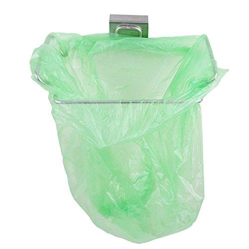 CanVivi Müllsackhalter Schrank Müllbeutel Halterung Heckklappe Stand Hängende Müllsack Tuch Halter