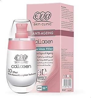 Eva Skin Clinic Anti Sagging With Collagen, 50ml