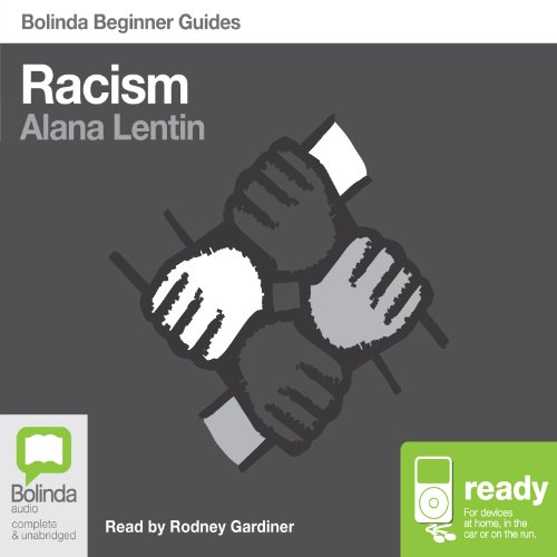 Racism: Bolinda Beginner Guides audiobook cover art