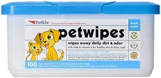 Petkin Pet Wipes 100 Pieces