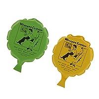 2個入 黄+緑 ジョークパーティー ブーブーバルーン 大音量 おなら ブーブークッション いたずら