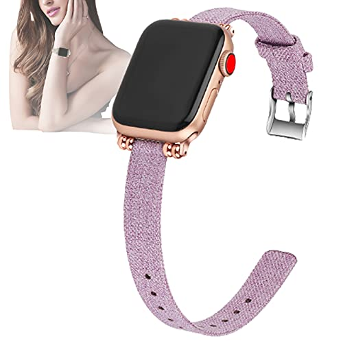 HHORB Versión 38 Mm 42 Mm 40 Mm 44 Mm Correa De Reloj para Apple Watch, Compatible con Iwatch Strap Series 6 / Se / 5/4/3/2/1, Correa De Pulsera Ajustable con Correa Deportiva De Repuesto,3,38/40mm