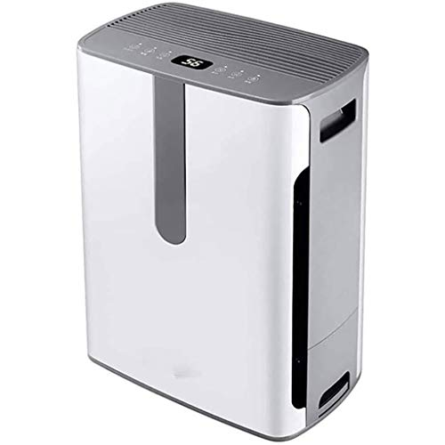WERT Air Purifier for Home Large Room True HEPA Purifier,Activated Carbon Advanced Anti-Bacteria, Filter Change Reminder for Allergies, Dust, Smokers, Pet Hairs, Pollen