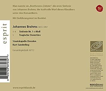 Brahms: Sinfonie Nr. 1