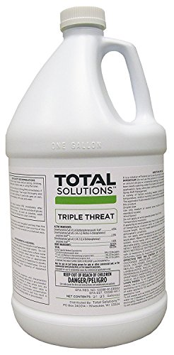 Triple Threat Selective Weed Killer Herbicide for...