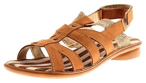 Richter Sommer Sandalen Ledersandalen Mädchen Schuhe Ölnubuk 12.5402 EU 39