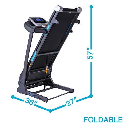 EFitment T012 Auto-Incline Electric Treadmill