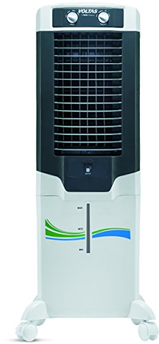 Voltas VM T25MH 25-Litre Tower Air Cooler (White)