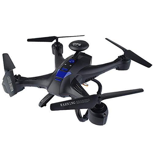 Mnjin RC Quadcopter 1080P Cámara Drone X183 GPS FPV RC Drone con cámara Video en Vivo y GPS Volver a casa Quadcopter con cámara WiFi 1080P HD Gran Angular Ajustable