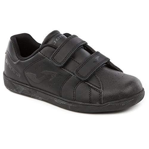 Joma Collar Chaussures Junior W GINW 901 Noir, Femme, W_GINW_901_33, Noir, 33