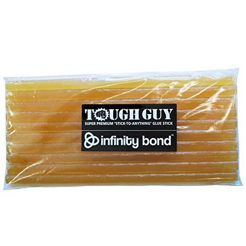 Infinity Bond Tough Guy High Performance Hot Melt Glue Sticks (10 Stick Pack)