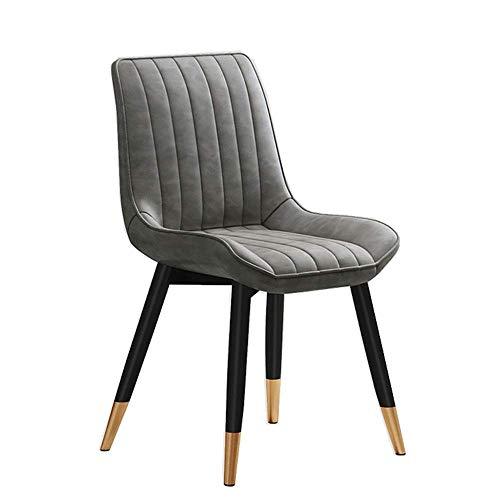 LHQ-HQ Silla de Comedor Sillas de Habitaciones Parsons Cocina Laterales for sillas Salón de Cocina (: 53x45x86cm Color, tamaño) Comedor