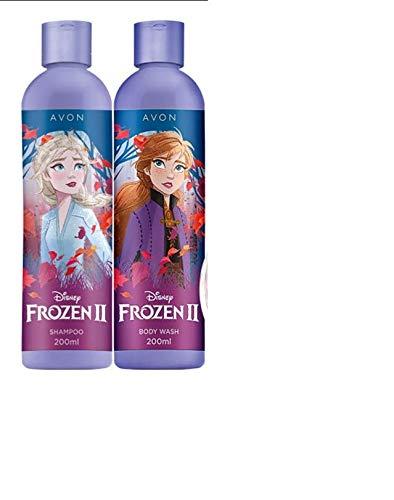 Avon Disney Frozen Duschgel & Shampoo Set