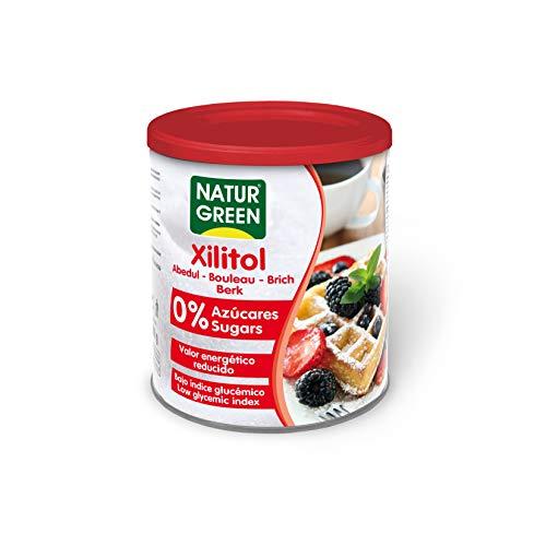 NaturGreen, Edulcorante (Azúcar de Abedul) - 500 gr.