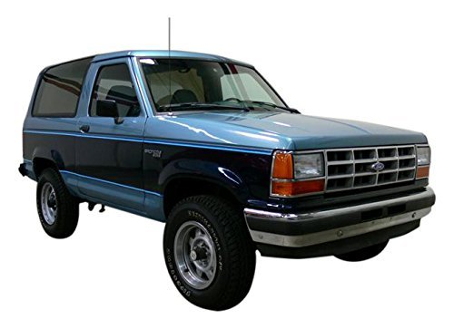 This 1986 Ford Bronco Ii Is Amazingly Clean