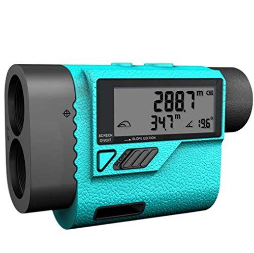 ZTYD 600 Yards laser afstandsmeter voor wilde jacht, golf, telescopische meting, draagbaar, elektronische afstand