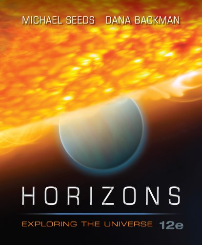 Bundle: Horizons: Exploring the Universe, 12th + Enhanced WebAssign with eBook LOE Printed Access Card for One-Term Math